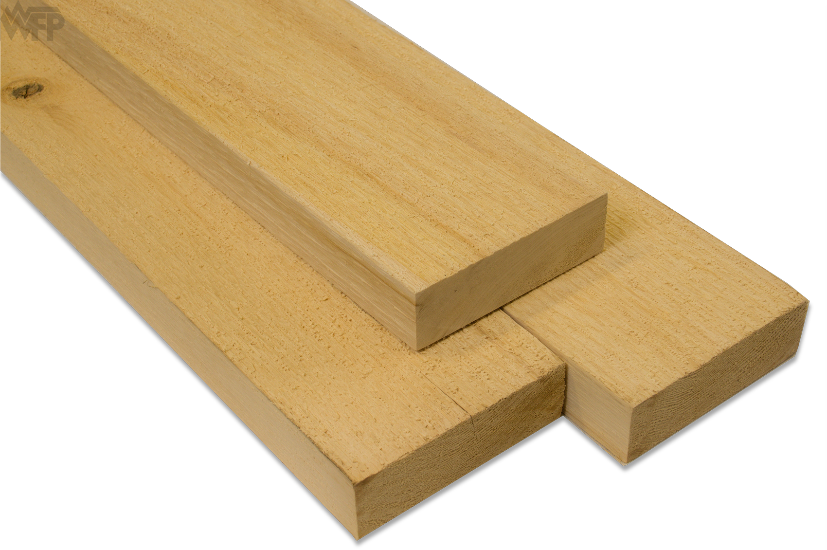 2X6 YC KNOTTY ROUGH - 3PC CLOSE UP branded