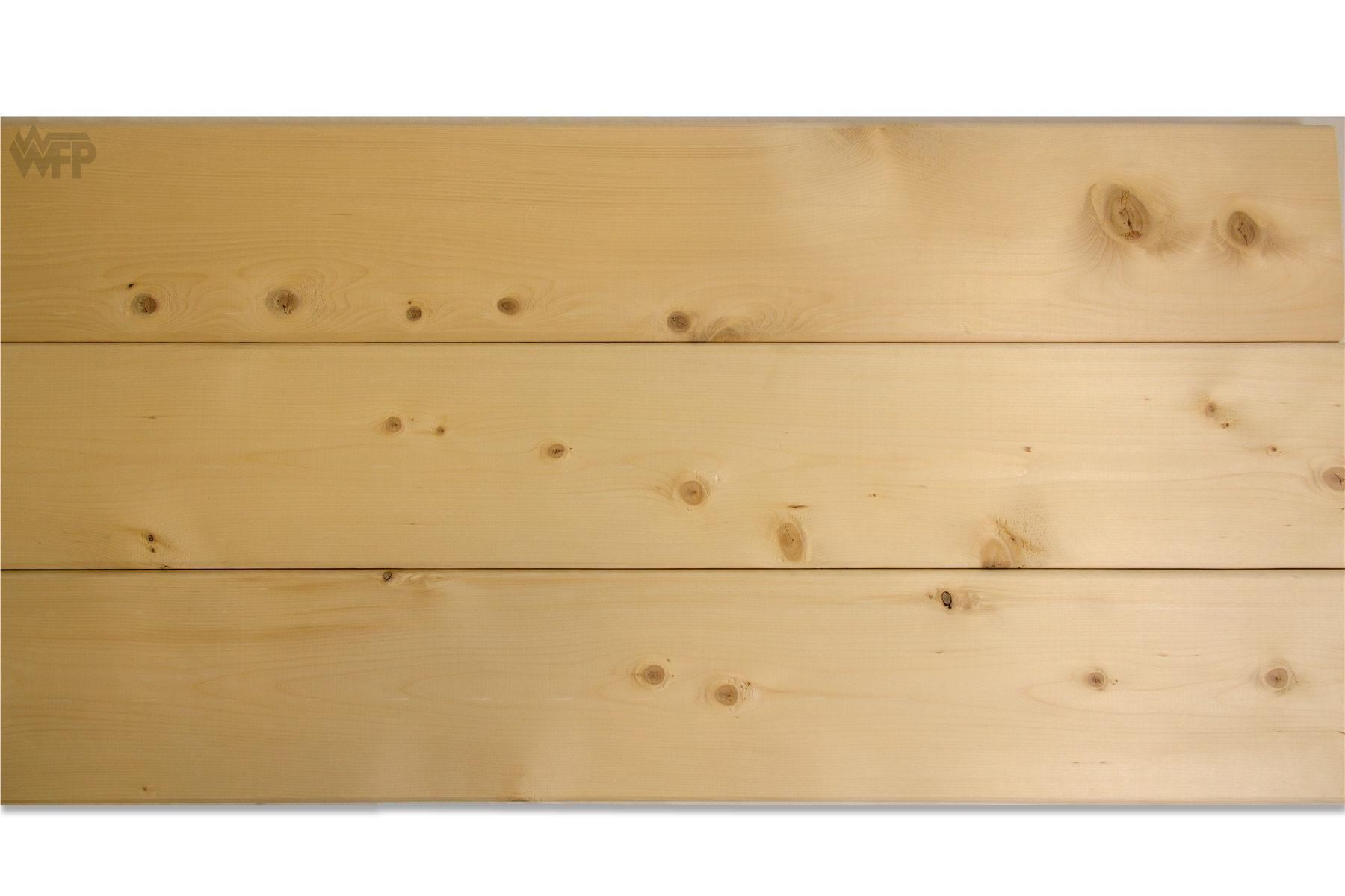 54x6 Knotty Deck - Side by Side